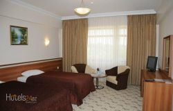 River Side Hotel - Standard twin Rooms without balcony