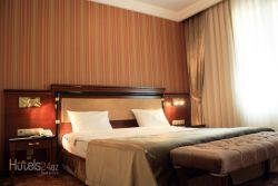 Atropat Hotel - Deluxe Room (2 Adults + 1 Child)