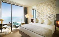 Boulevard Hotel Baku - Superior King Room with Sea View