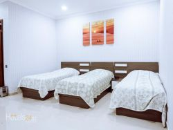 MANDARİN HOTEL - Economy Triple Room with Shared Bathroom