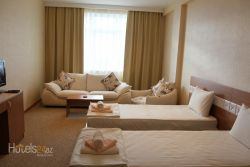 Kaspia Qabala City Hotel - Superior Twin Room