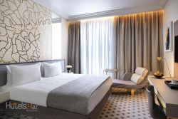 Boulevard Hotel Baku - King Room with City View