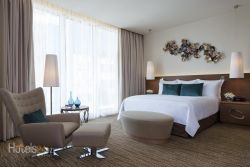 JW Marriott Absheron Baku Hotel - Executive Studio with Executive Lounge Access –