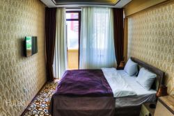 Sharq Plaza Hotel - Single Room