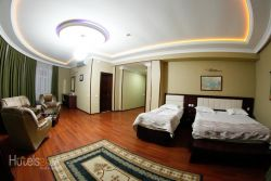 Vilesh Palace Hotel - King Suite with Sofa Bed