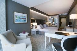 Qafqaz Baku City Hotel and Residences - Superior Triple Room