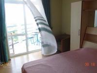 Отель Сан Сет Бич - Двухместный номер Делюкс с 1 кроватью и видом на море