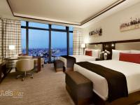 Fairmont Baku, Flame Towers - Fairmont Twin Room with City View