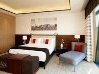 Fairmont Baku, Flame Towers - Signature King Room with Caspian Sea View
