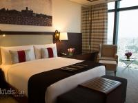 Fairmont Baku, Flame Towers - One-Bedroom King Suite with City View