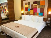 Landmark Hotel Baku - Deluxe Double Room with Sea View and Executive Club Access