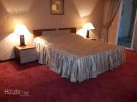 Гостиница Кавказ Сахил - Люкс с кроватью размера