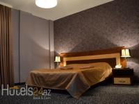Кавказ Парк Отель - Стандартный двухместный номер с 1 кроватью