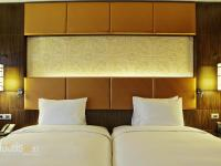 Hilton Baku - Twin Room with Access to Executive Lounge
