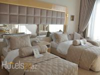 Qafqaz Sport Otel - Стандартный двухместный номер с 1 кроватью или 2 отдельными кроватями