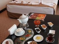 Чинар Отель и Спа Нафталан - Улучшенный двухместный номер с 1 кроватью или 2 отдельными кроватями: лечение включено