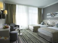 Нафталан Отель Риксос - Двухместный номер Делюкс с 2 отдельными кроватями