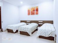 MANDARİN HOTEL - Economy Triple Room with Shared Bathroom