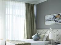 Гостиница Naftalan Qashalti - Стандартный двухместный номер с 2 отдельными кроватями