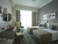 Гостиница Naftalan Qashalti - Двухместный номер Делюкс с 2 отдельными кроватями