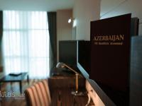 Pullman Baku - Deluxe Twin Room with City View