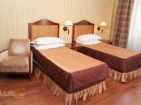 Шеки Палас Отель - Стандартный двухместный номер с 2 отдельными кроватями
