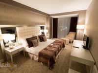 Qafqaz Baku City Hotel and Residences - Junior Suite with Executive Lounge Access