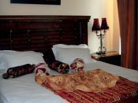 Ansera Hotel Sheki - King Room with Balcony