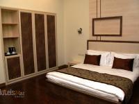 Спа-Отель Marxal -Шеки - Двухместный номер Делюкс с 1 кроватью и балконом