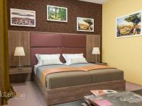 Golden Time Hotel - Standard Double Room