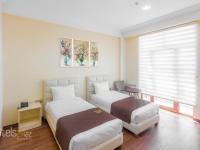 Shahdag Hotel Guba - Böyük iki nəfərlik otağ 2 ayrı yataq ilə