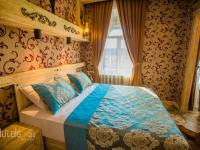 Lviv Castle Hotel - King Room with Balcony
