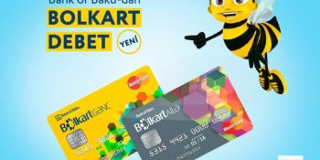 "Debit card ""Bolkart"""