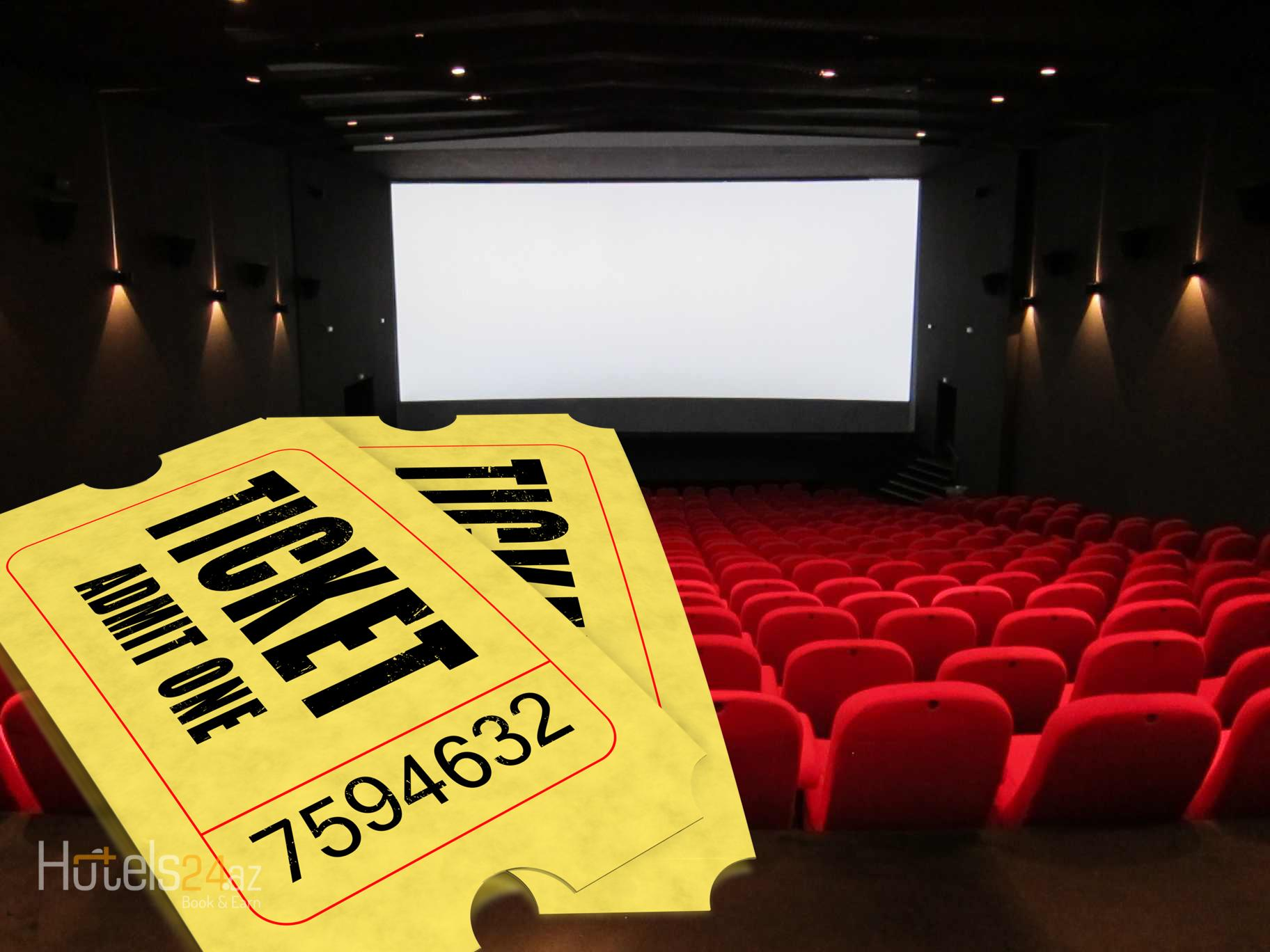 Cinema Plusa bilet