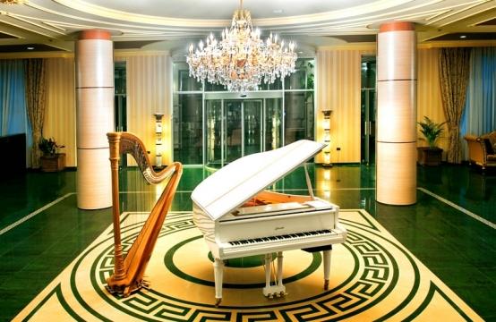 Bakının ən bahalı otellərinin , ən bahalı nömrələri - Prezident Suitlər – QİYMƏTLƏR
