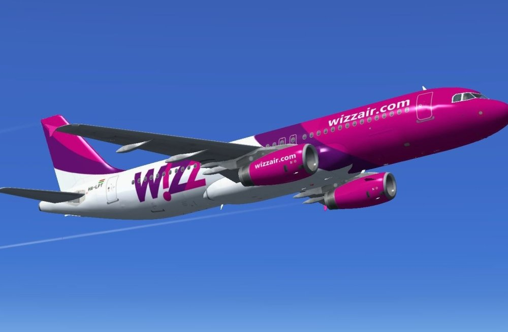 WizzAir launches flights from Georgia to six more European cities