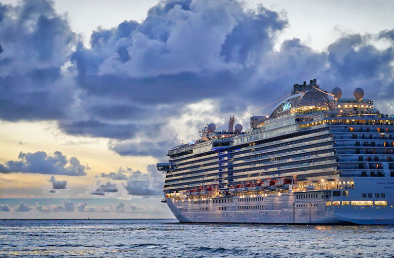 The cruise company will pay 2200 euros for the person it will employ