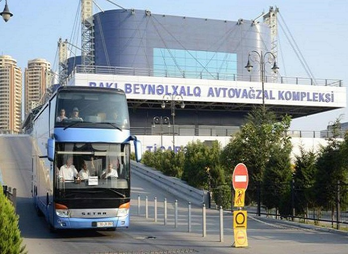 The bus route from Baku to Crimea has been opened