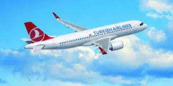 Turkish Airlines begins flights on Antalya-Baku flight