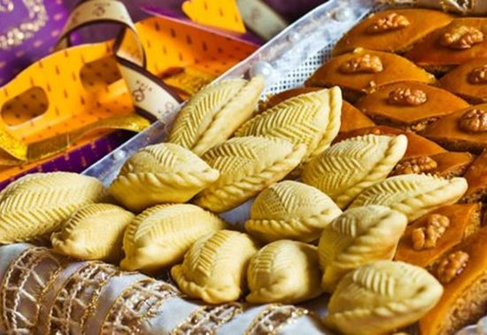 10 Azerbaijani sweets for the holiday table at Novruz