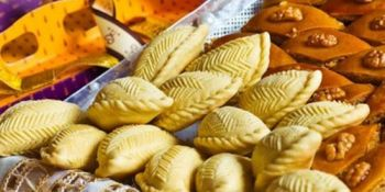 Novruz Bayramında hazırlanan 10 növ şirniyyat