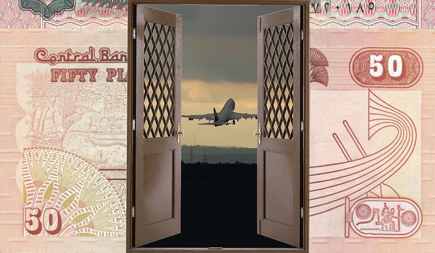 В Египте увеличат денежный сбор с туристов