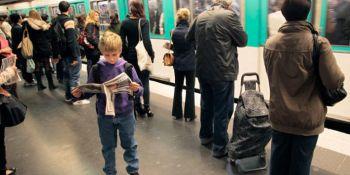Fransada ictimai nəqliyyat uşaqlar üçün pulsuz olacaq