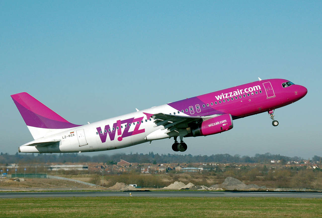 Wizz Air opens new flights from Kutais to Europe