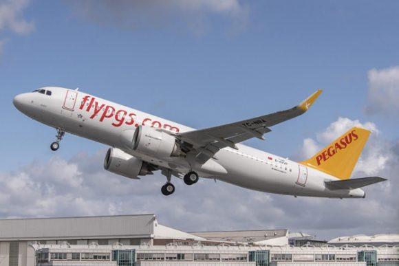 Pegasus Airlines возобновляют полеты из Баку