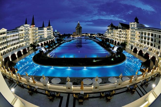 Принадлежавший Тельману Исмаилову Mardan Palace вновь открывается