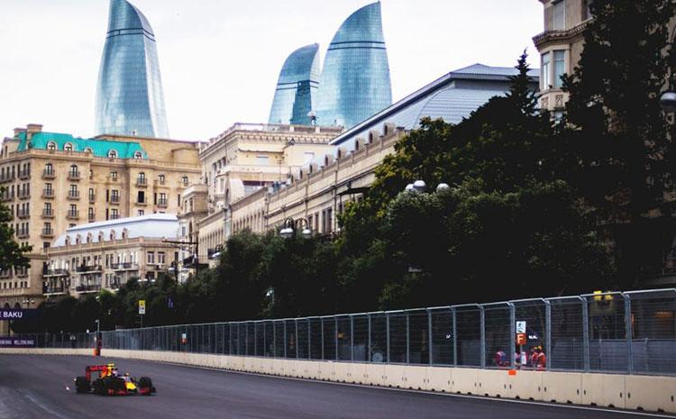 """""""Formula-1"""": Azərbaycan Qran-prisi başlayır"""