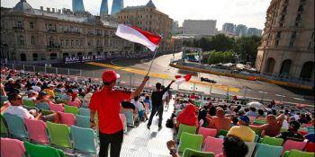 """""""Formula 1"""" yarışları ilə əlaqədar olaraq paytaxtın 4-5 ulduzlu hotellərinin 95%-i doludur"""