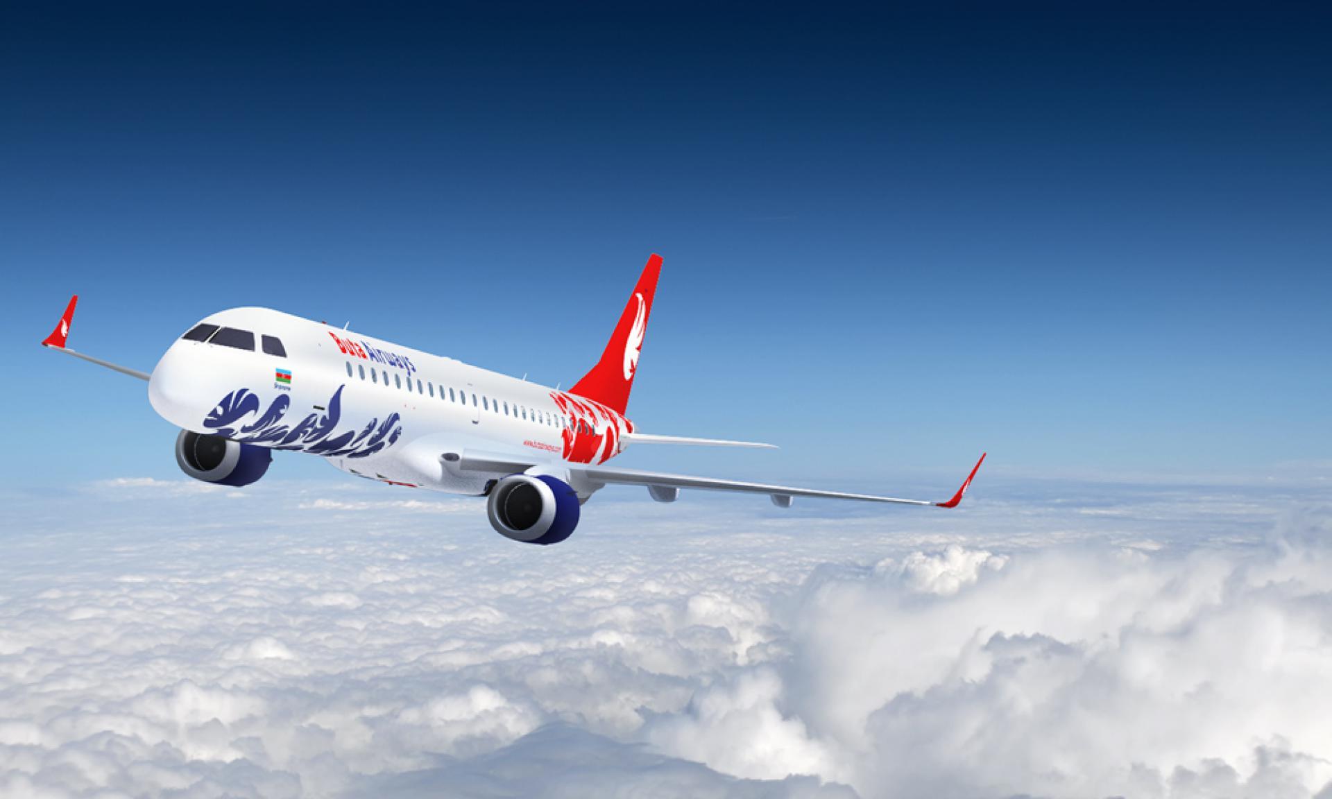 Buta Airways начала прямые полеты из Баку в Одессу