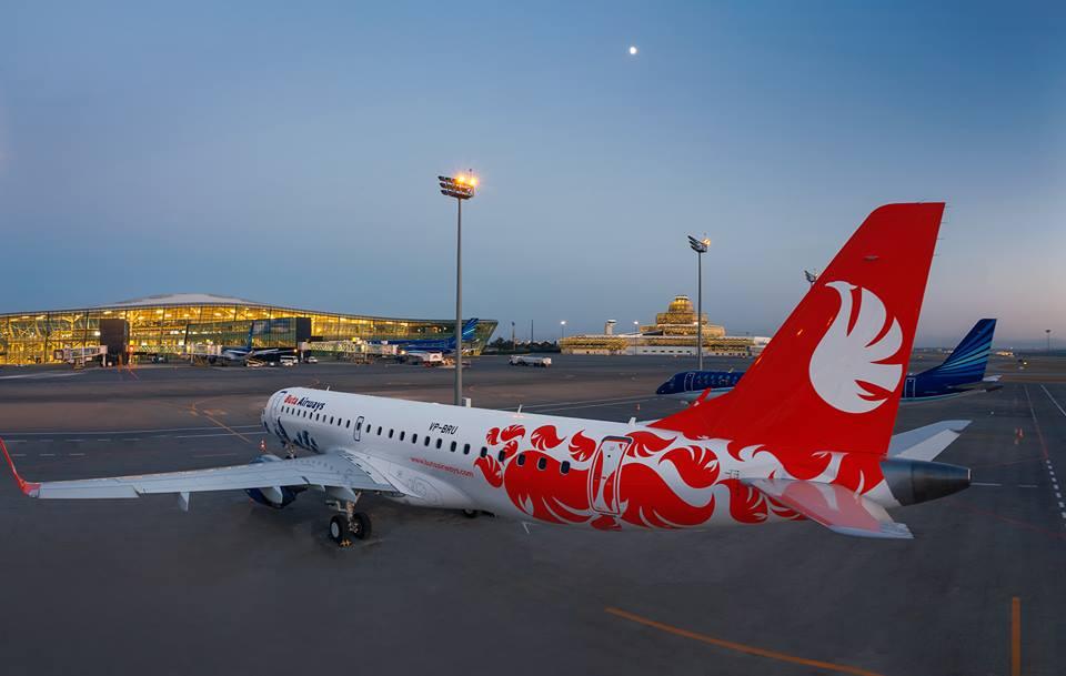 Buta Airways начала прямые полеты Баку-Астрахань